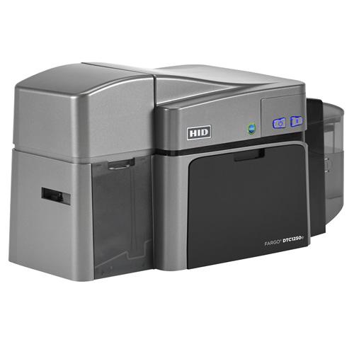 Imprimante DTC1250e recto-verso