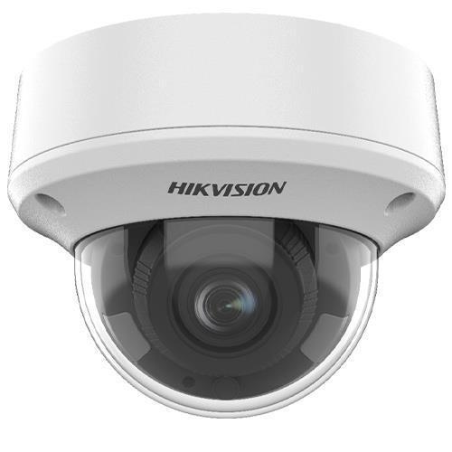 Caméra dôme HDOC extérieure Hikvision PRO 5MP 2,7-13,5MM motorisé IR 60M