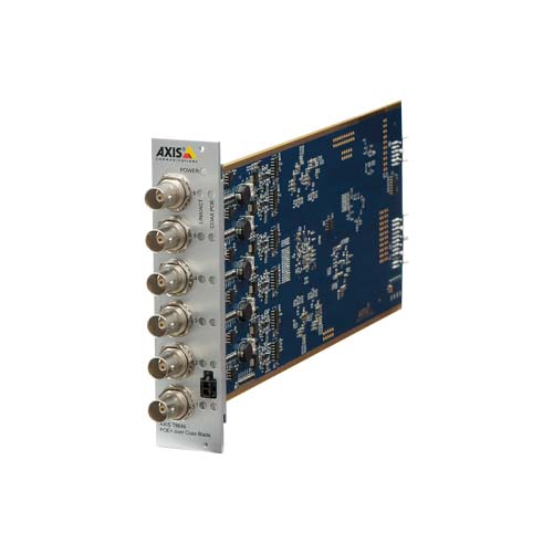 RESEAU DIVERS T8646 POE+ OVER COAX BLADE