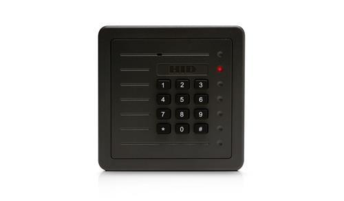 Lecteur Carte Smart HID ProxPro 5355AGris - 203,20 mm Plage de fonctionnement - Wiegand