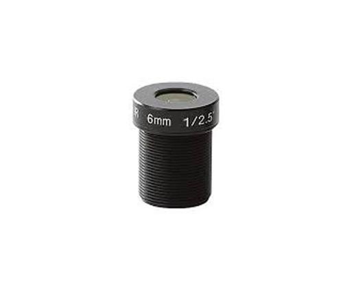 OBJECTIF IRIS AUTO VIDEO M12 6mm Q6000