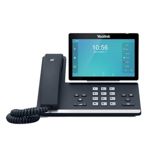 INTERCOM DIVERS VIDEO IP phone SIP T58A