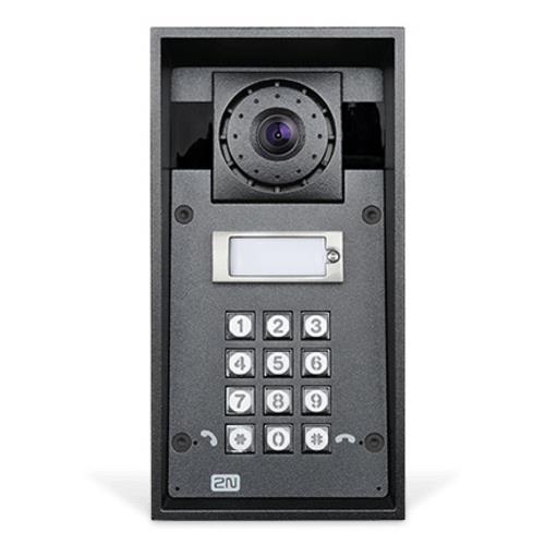 INTERCOM VIDEO IP Force 1 Btn RFID HD