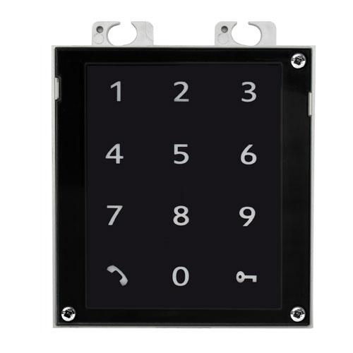 Unité 2.0 Touch keypad & RFID - 125kHz,