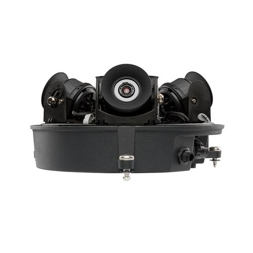 IP DOME M/PIXEL EXT H/PHERIC 3X3MP 2,8mm