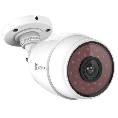 IP CAM M/PIXEL EXT W/LESS 720 Out 4mm