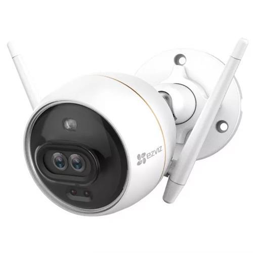Caméra réseau EZVIZ C3X 2 Mégapixels Extérieur Full HD - Couleur - 30 m Couleur vision nocturne - H.264, H.265 - 1920 x 1080 - 4 mm Fixe Lens - CMOS - IP67