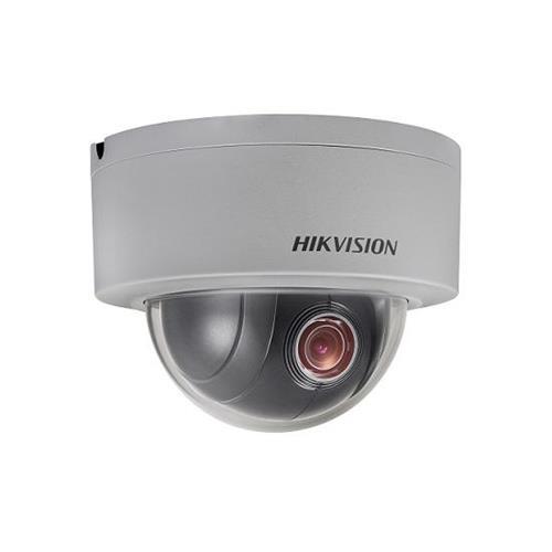 Caméra réseau Hikvision DS-2DE3204W-DE 2 Mégapixels - Couleur, Monochrome - Motion JPEG, H.264 - 1920 x 1080 - 2,80 mm - 12 mm - 4x Optique - CMOS - Câble - Fixation murale, Fixation au plafond