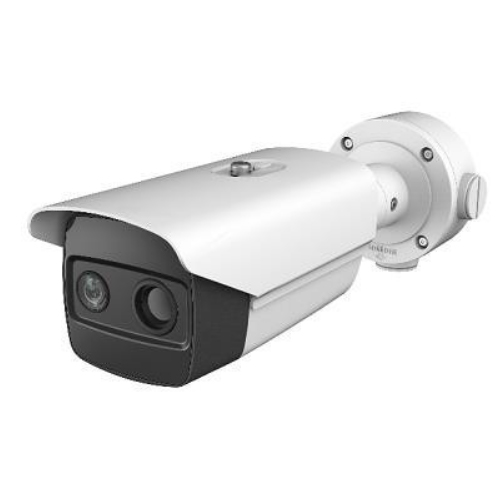 IP CAM THERMAL BULLET DUAL 10mm