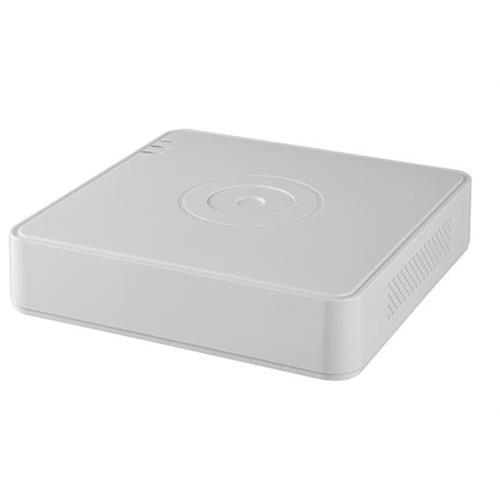Station de surveillance vidéo Hikvision Turbo HD DS-7104HQHI-K1 - 4 Canaux - Enregistreur Vidéo Numérique - H.264, H.264+, H.265+, H.265 Formats - 30 Fps - Entrée de vidéo composite - 1 Audio In - 1 Audio Out - 1 VGA Out - HDMI