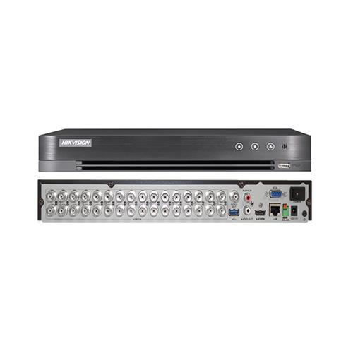 NVR HYBRID 32Can 4MP 2SATA
