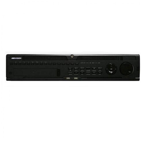 Station de surveillance vidéo Hikvision DS-9632NI-I8 - 32 Canaux - Enregistreur Réseau Vidéo - MPEG-4, H.264, H.265, H.264+ Formats - 1 Audio In - 2 Audio Out - 2 VGA Out - HDMI