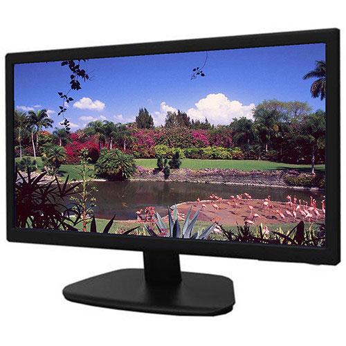 """Moniteur LCD Hikvision DS-D5022FC 54,6 cm (21,5"""") - LED - 16:9 - 8 ms - Résolution 1920 x 1080 - 16,7 Millions de Couleurs - 250 cd/m² - 1,000:1 - Full HD - Hauts-Parleurs - HDMI - VGA - USB - 35 W - Noir"""