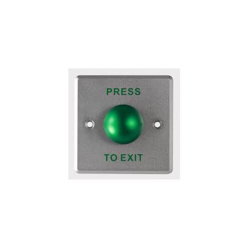 BOUTON POUSSOIR Button sortie vert, 88×8