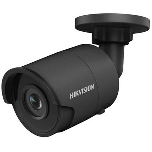 Mini Caméra tube IP extérieure HIKVISION EasyIP 4MP 2.8mm IR 30M Noire