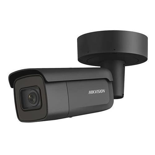 Caméra tube IP extérieure HIKVISION 4MP varifocal motorisé 2.8-12mm IR 50m noire
