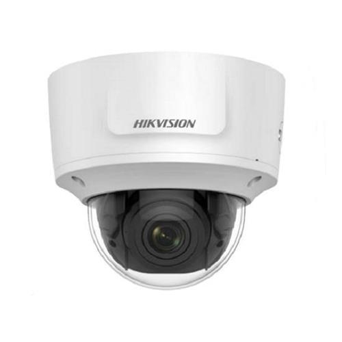 Caméra réseau Hikvision EasyIP 3.0 DS-2CD2725FWD-IZS 2 Mégapixels - Couleur - 30 m Night Vision - H.264+, H.264, H.265, H.265+, Motion JPEG - 1920 x 1080 - 2,80 mm - 12 mm - 4,3x Optique - CMOS - Câble - Dome - Montage suspendu, Fixation murale, Montant, Montage en Coin