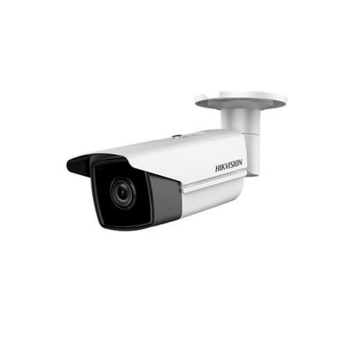 Caméra réseau Hikvision DS-2CD2T25FWD-I5 2 Mégapixels - Couleur - 50 m Night Vision - H.264+, Motion JPEG, H.264, H.265, H.265+ - 1920 x 1080 - 2,80 mm - CMOS - Câble - Ogive - Support pour boîte de jonction
