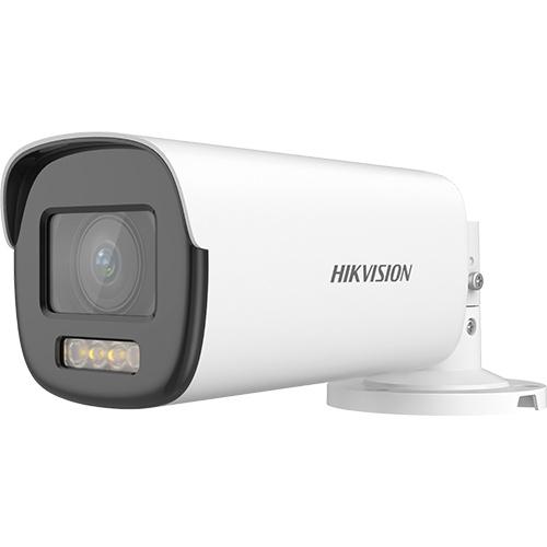 HIKVISION COLORVU Caméra bullet 2MP HDOC 2.8-12MM VARIFOCAL IR 40M extérieure 12VDC