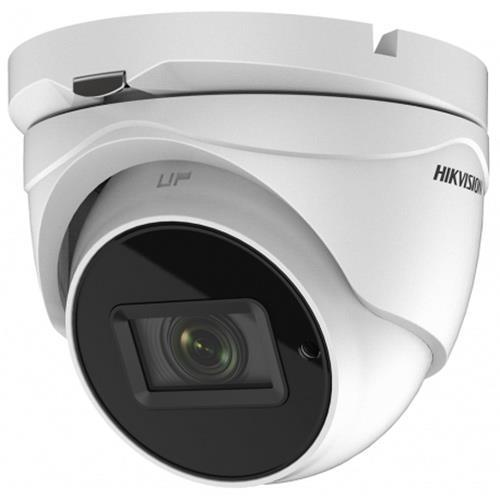 Caméra réseau Hikvision 5 Mégapixels - Couleur - 40 m Night Vision - 2,70 mm - 5x Optique - Câble