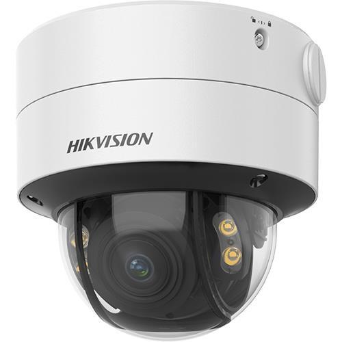 Hikvision Colorvu Caméra Dôme Hdoc 2mp 2.8-12mm Varifocal IR 40m Extérieure Poc