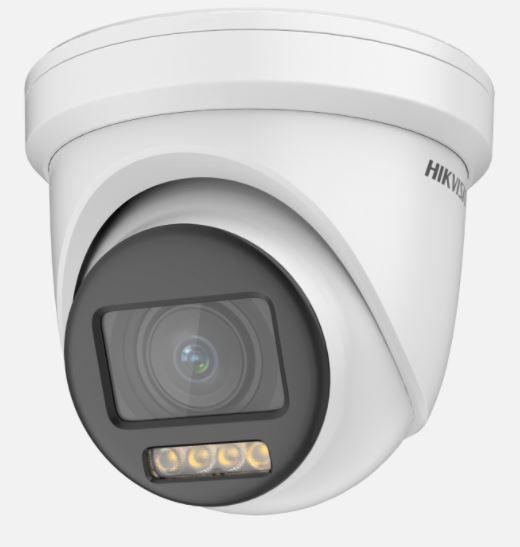 Hikvision Colorvu Caméra Turret Hdoc 2mp 2.8-12mm Varifocal IR 40m Extérieure Poc