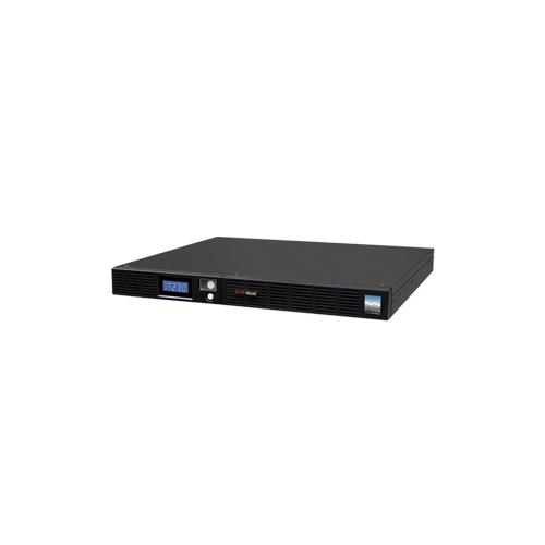 Onduleur ligne interactive NITRAM ELITE Value 1500ELCDRM1U - 1,50 kVA/900 W - 1U Montable en rack - 8 Heure(s) Battery Recharge Time - 230 V AC Entrée - 230 V AC Sortie - 6 x IEC 60320 C13