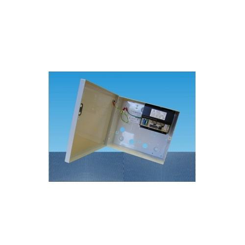 ALIMENTATION INTR 12V 4 x 1A + FUSIBLES