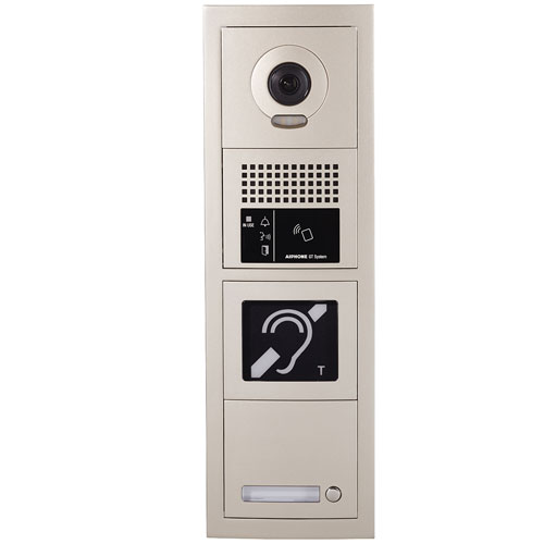 INTERCOM KIT COULEUR MODUL 1 BP BCLE MAG