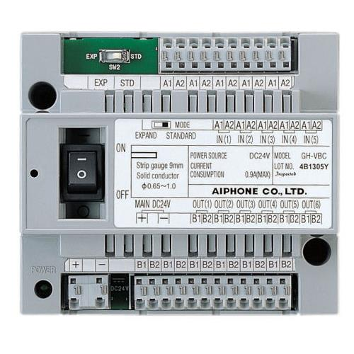Unité de contrôle vidéo Aiphone GT-VBC