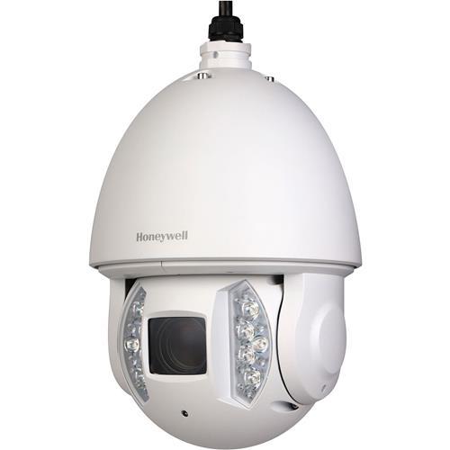 Caméra réseau Honeywell 2 Mégapixels - Couleur, Monochrome - 199,95 m Night Vision - H.264, Motion JPEG - 1920 x 1080 - 6 mm - 180 mm - 30x Optique - CMOS - Câble - Dome - Fixation au plafond, Fixation murale, Montant, Montage en Coin