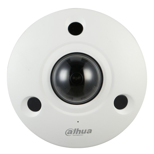 IP DOME EXT H/PHERIC 12MP