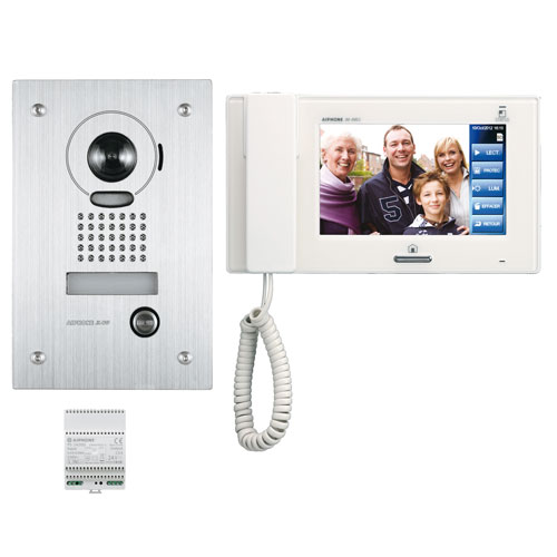 INTERCOM KIT VIDEO ENC 1BP