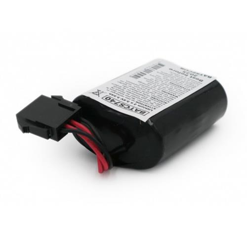 Batterie Visonic - 3500 mAh - Lithium chlorure de thionyl (Li-SOCl2) - 3,6 V DC
