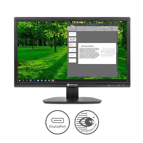 """MONITEUR LCD 21,5"""" FHD,VGA,HDMI,DP"""