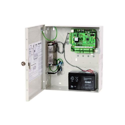 Système de contrôle d'accès de porte Honeywell NetAXS NX2MPS - Porte - Proximité - 2 Porte(s) - Ethernet - Série - Wiegand - 12 V DC - Standalone