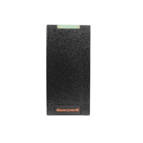 Dispositif d'accès par carte Honeywell OmniClass 2.0 - Noir - Porte - Proximité - 80 mm Plage de fonctionnement - Bluetooth - Wiegand - 16 V DC - Montable sur Métal