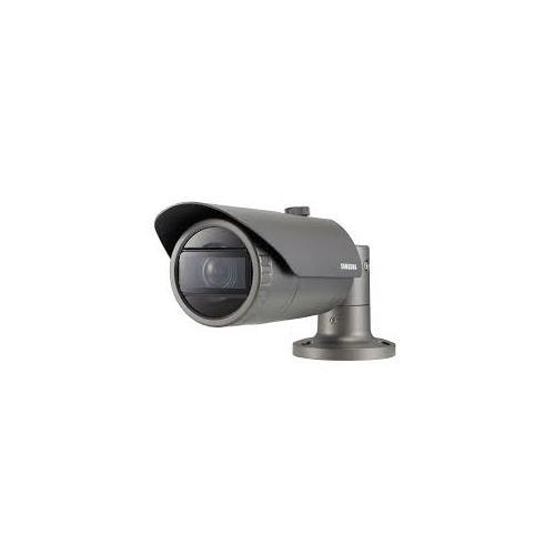 Caméra réseau Samsung WiseNet QNO-6070RP 2 Mégapixels - Couleur, Monochrome - 30 m Night Vision - Motion JPEG, H.264, H.265 - 1920 x 1080 - 2,80 mm - 12 mm - 4,3x Optique - CMOS - Câble
