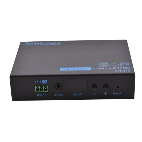 DIVERS TRANSMISSION EMETTEUR HDMI SUR IP
