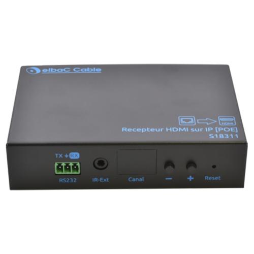 DIVERS TRANSMISSION RECEPTEUR HDMI - IP