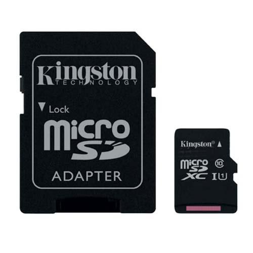 STOCKAGE ACC MicroSD 64Go Class10 UHS-I