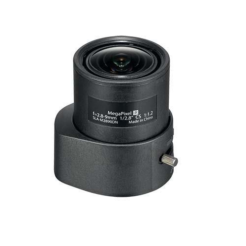 OBJECTIF M/PIXEL VARIFOCAL 2,8-9mm