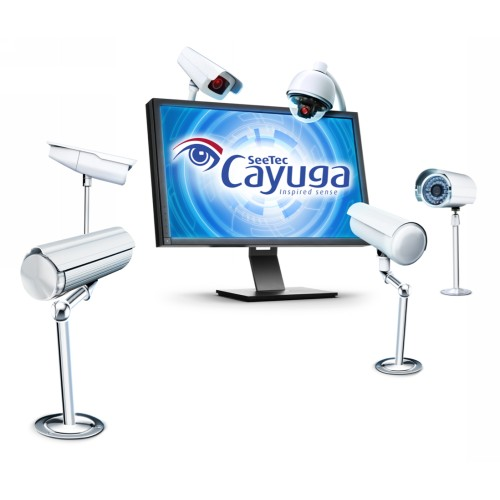 S/WARE LICENSE Cayuga S100 Camera Ext