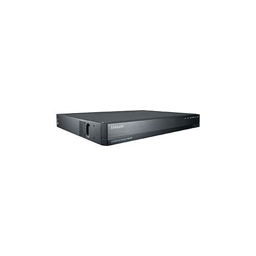 Station de surveillance vidéo Hanwha Techwin SRN-873S - 8 Canaux - Enregistreur Réseau Vidéo - AVI, Motion JPEG, H.264 Formats - 1 To Disque Dur - Entrée de vidéo composite - 1 Audio Out - 1 VGA Out - HDMI