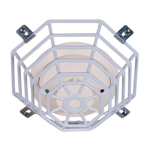 Grilles détecteurs de fumée et chaleur