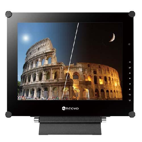 """MONITEUR LCD 15"""" LED, XGA 1024*768"""