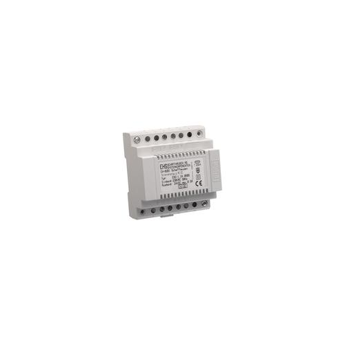 Système d'alimentation Comtec Systems - 24 W - 230 V AC Input Voltage - 12 V DC Tension de Sortie - Rail DIN