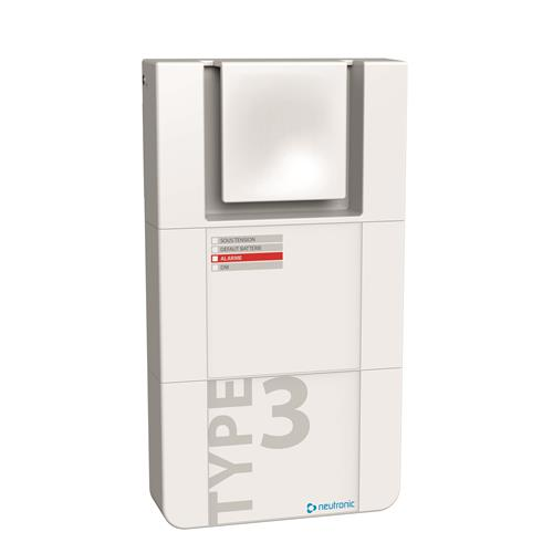 CENTRALE INCENDIE TYPE B T3 - BAAS MA