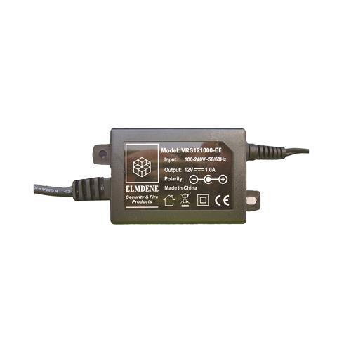 Adaptateur secteur pour Système de contrôle d'accès Elmdene Vision - 120 V AC, 230 V AC Input Voltage - 12 V DC Tension de Sortie - 1 A Courant de Sortie