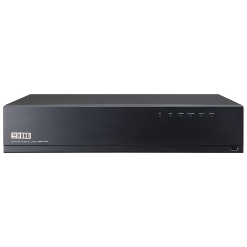 NVR 16CH NVR with PoE Switch